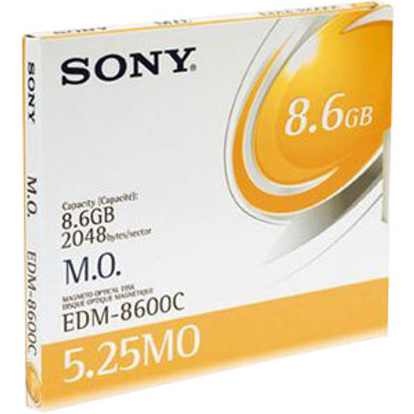 "Sony 5.25"" Magneto Optical Media - EDM8600CWW"