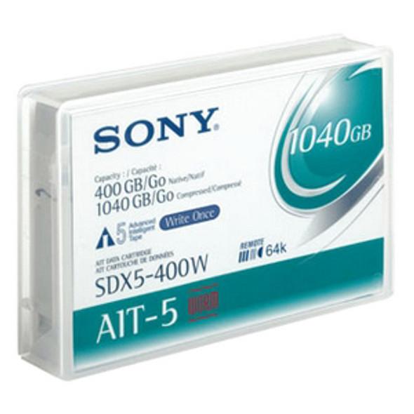 Sony AIT-5 WORM Tape Cartridge - SDX5400W