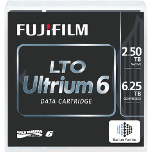 Fujifilm LTO Ultrium 6 Data Cartridge - 16310732