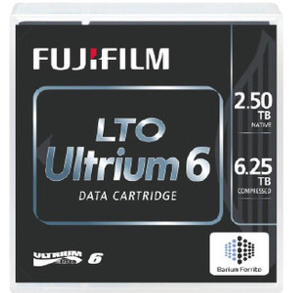 Fujifilm LTO Ultrium 6 WORM Data Cartridge - 16310756