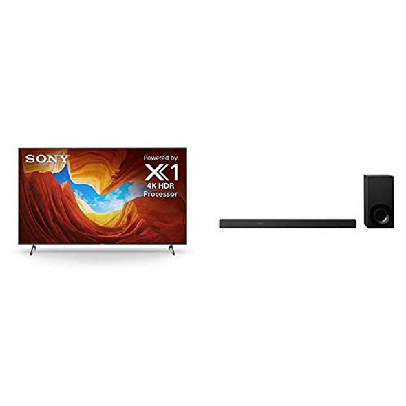 "Sony XBR-75X900H - 75"" Class (74.5"" viewable) - BRAVIA XBR X900H Series LED TV - Smart TV - Android TV - 4K UHD (2160p) 3840 x 2160 - HDR - black"