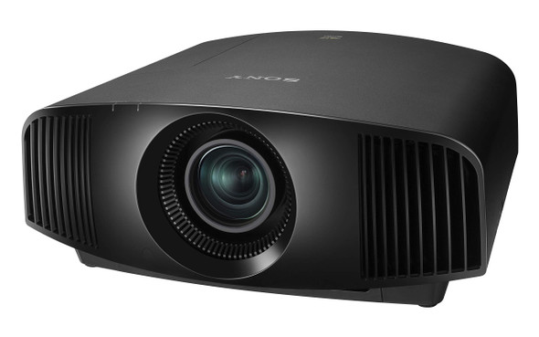 Sony VPL-VW295ES - SXRD projector - 3D - 1500 lumens (white) - 1500 lumens (color) - 4096 x 2160 - 4K