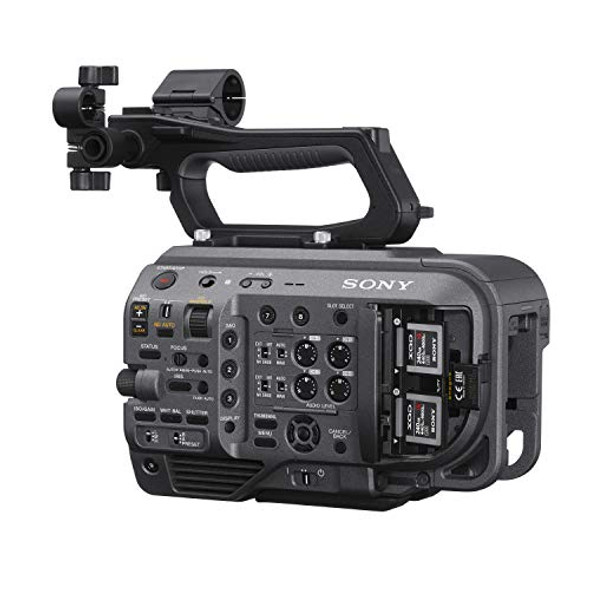 Sony PXW-FX9 XDCAM Full-Frame Camera System with SELP28135G, PXWFX9VK