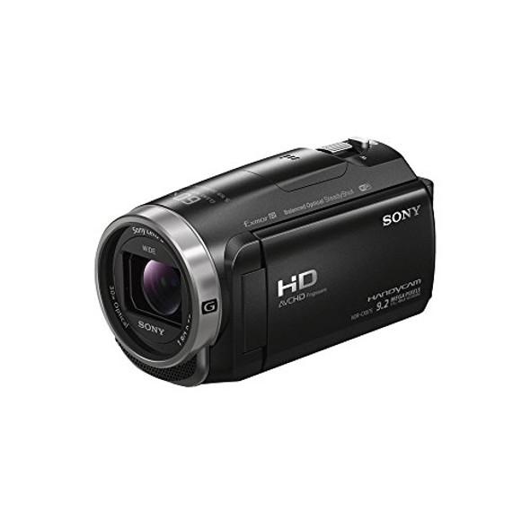 Sony HDRCX675/B Full HD 32GB Camcorder (Black)