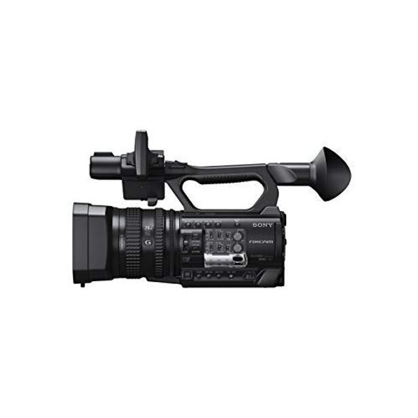 Sony HXR-NX100(HXRNX100) 1.0-Type Exmor R CMOS Sensor NXCAM Camcorder with Maximum 48x Zoom Lens and 3 Independent Manual Lens Rings Recording XAVC S, AVCHD and DV