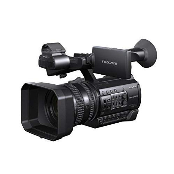 Sony NXCAM HXR-NX100 - Camcorder - 1080p / 60 fps - 12x optical zoom - flash card