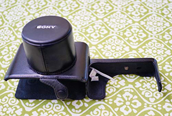 Sony LCJRXH Jacket Case for DSCRX1 Series (Black)
