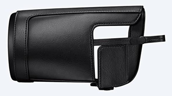 Sony Leather Jacket Case, Black (DSCRX10M3)