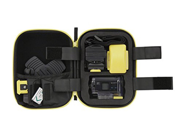 Sony LCMAKA1 Water Resistant Case for Action Cam (Black)