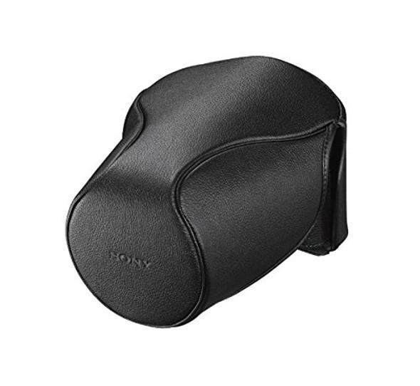 Sony LCSELCB/B Soft Carrying Case (Black)