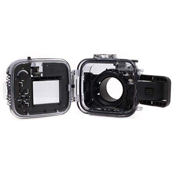Sony RX100 Underwater Housing for RX100-series Cameras Underwater Camera Housing, Clear (MPK-URX100A)