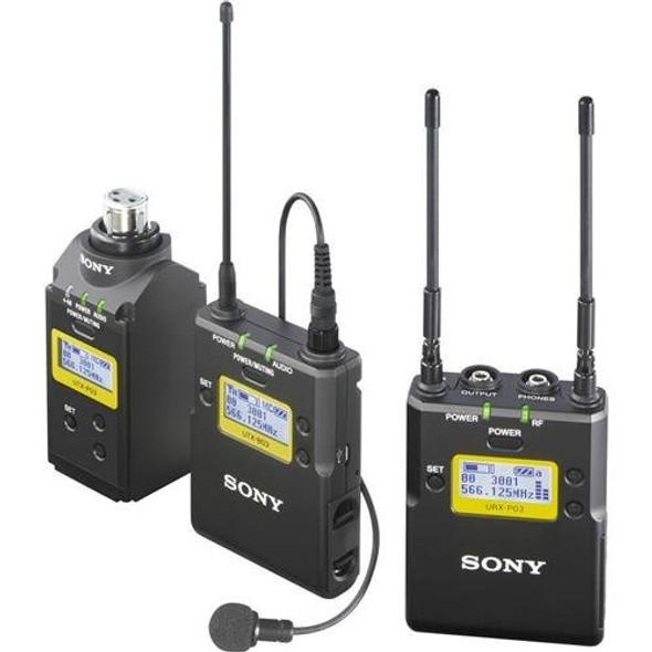 Sony UWP-D16/25 - Microphone system