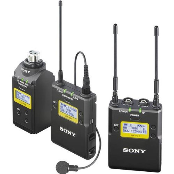 Sony UWP-D16/90 - Microphone system