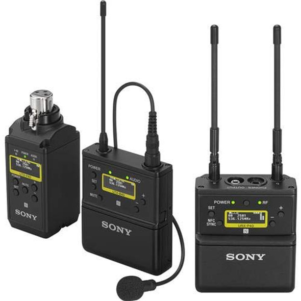Sony UWP-D Series UWP-D26 - Wireless audio delivery system