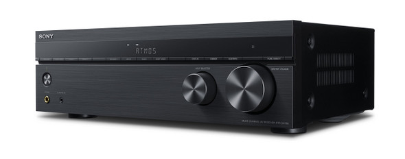 Sony STR-DH790 - AV receiver - HDR - 7.2 channel - 7 x - black