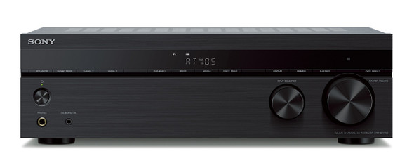 Sony STR-DH790 - AV receiver - HDR - 7.2 channel - 7 x - black