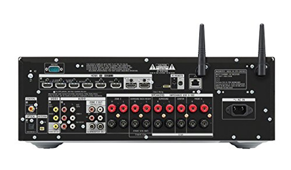 Sony STR-ZA810ES - AV receiver - HDR - 7.2 channel