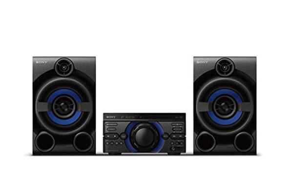 Sony MHC-M20D - AV system - black