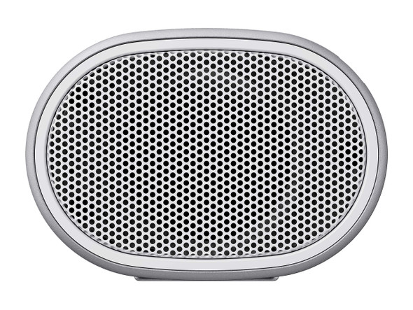 Sony SRS-XB01 Compact Portable Bluetooth Speaker: Loud Portable Party Speaker - Built in Mic for Phone Calls Bluetooth Speakers - Gray- SRS-XB01