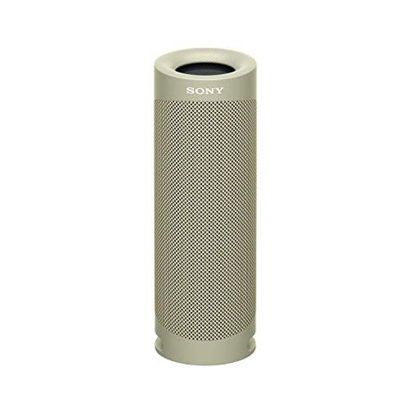 Sony SRS-XB23 - Speaker - for portable use - wireless - NFC, Bluetooth - App-controlled - coral