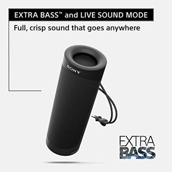 Sony SRS-XB23 Extra BASS Wireless Speaker IP67 Bluetooth, Coral Red