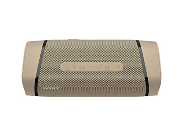 Sony SRS-XB33 Extra BASS Wireless Speaker IP67 Bluetooth, Taupe