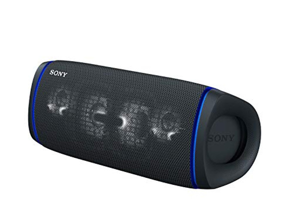 Sony SRS-XB43 - Speaker - for portable use - wireless - NFC, Bluetooth - App-controlled - 2-way - black