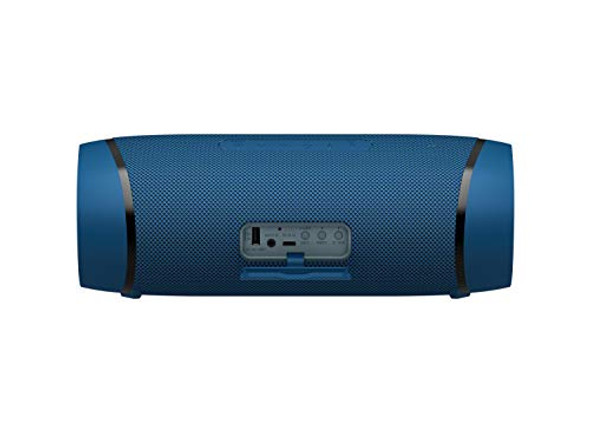 Sony SRS-XB43 Extra BASS Wireless Speaker IP67 Bluetooth, Blue
