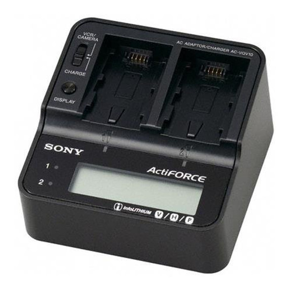 Sony ACVQV10 AC Adaptor/Charger -Black