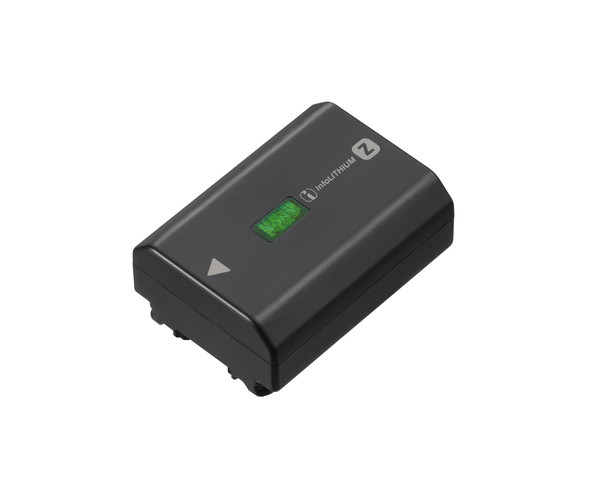 Sony NPFZ100 Z-series Rechargeable Battery Pack for Alpha A7 III, A7R III, A9 Digital Cameras