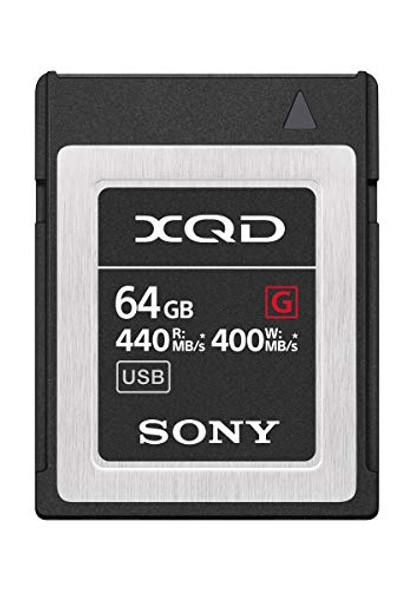 Sony G-Series QDG64F - Flash memory card - 64 GB - XQD