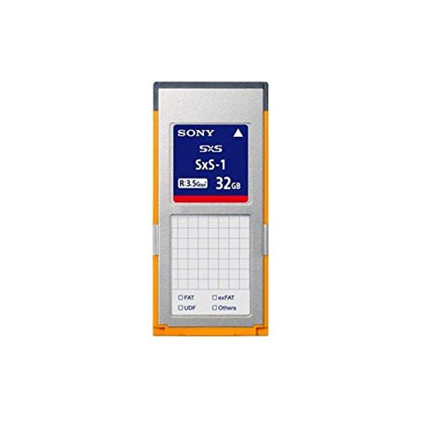 SXS-1 32GB G1 MEM CARD READ 440 MB S