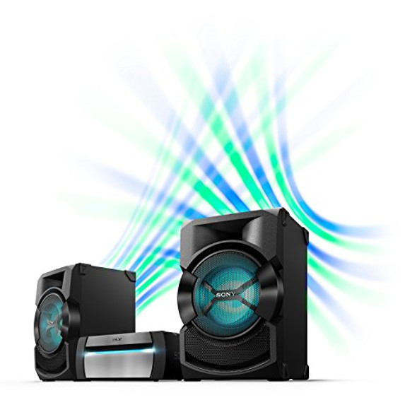 Sony SHAKEX10 High Power Home Audio System with Bluetooth