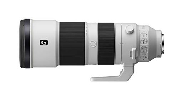 Sony FE 200-600mm F5.6-6.3 G OSS Super Telephoto Zoom Lens (SEL200600G)