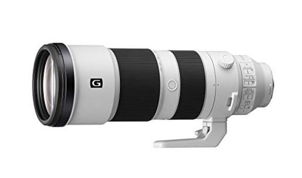 Sony SEL200600G - Telephoto zoom lens - 200 mm - 600 mm - f/5.6-6.3 G OSS - Sony E-mount - for NXCAM NEX-FS100, FS700, a6300, a6400, a6500, a7 III, a7R II, a7R III, a7s II, a9