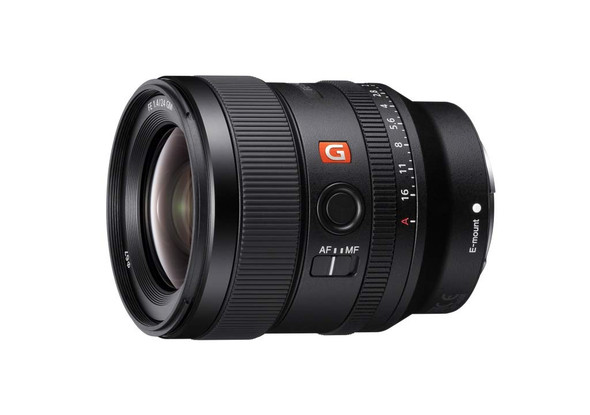 Sony G Master SEL24F14GM - Wide-angle lens - 24 mm - f/1.4 GM - Sony E-mount