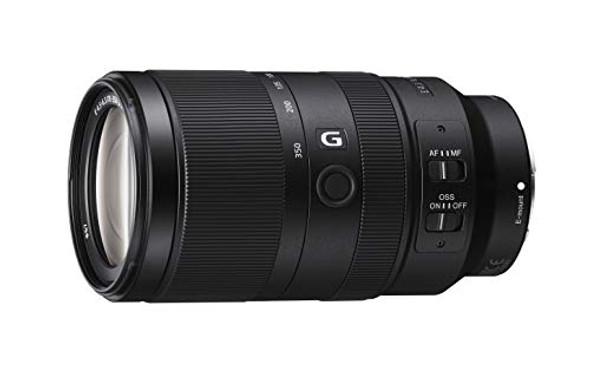 Sony SEL70350G - Telephoto zoom lens - 70 mm - 350 mm - f/4.5-6.3 E G OSS - Sony E-mount