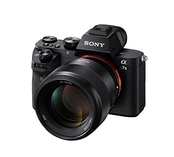 Sony FE 85mm f/1.8 Lens (SEL85F18/2)