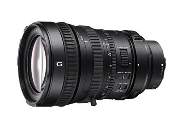 Sony 28-135mm FE PZ F4 G OSS Full-frame E-mount Power Zoom Lens