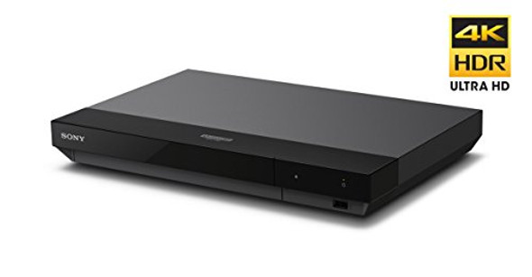Sony UBP-X700 4K Ultra HD Home Theater Streaming Blu-Ray Player