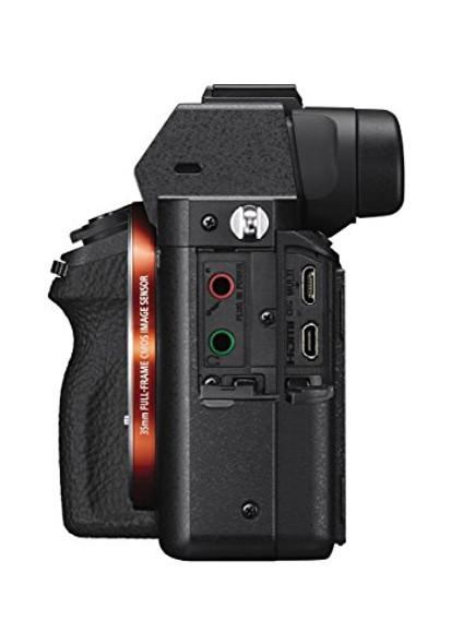 Sony Alpha a7II Mirrorless Digital Camera - Body Only