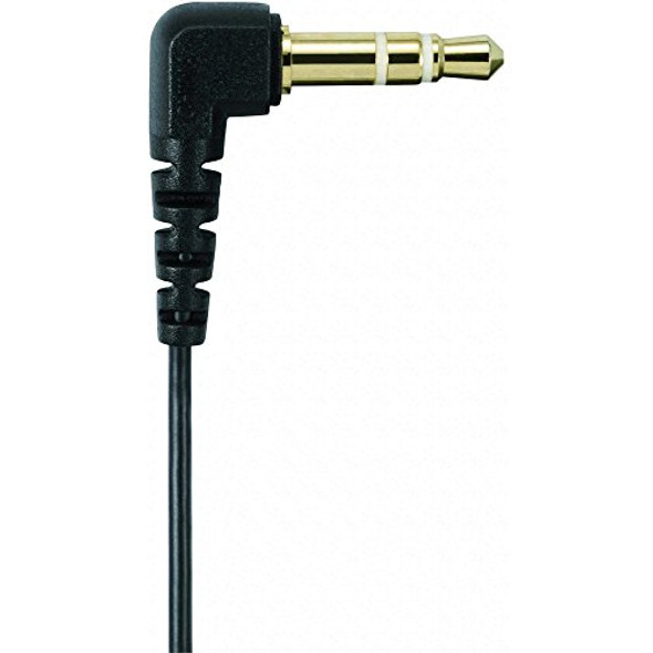 Sony ECMTL3 Earphone Style Microphone for Digital Imaging Products,Black