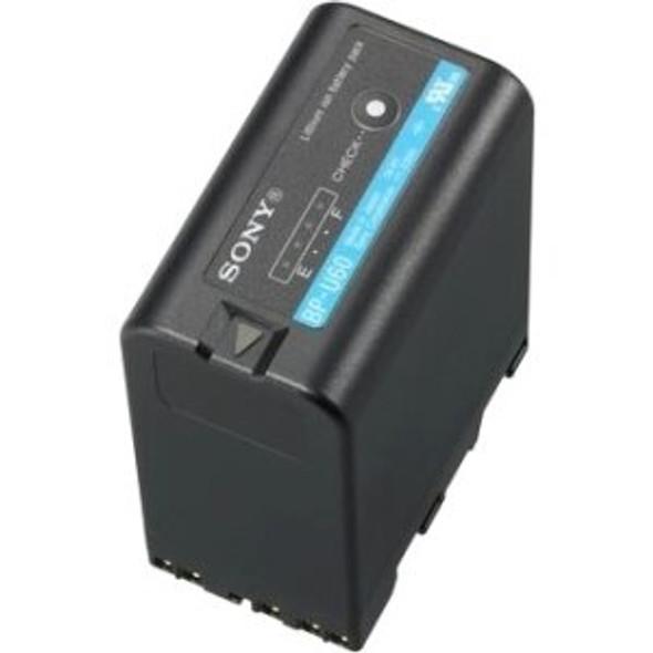 Sony BP-U70 - Battery - Li-Ion - 72 Wh - for XDCAM PXW-FS5, FS5K, FS5M2, FS5M2K, FS7, FS7M2, FS7M2K, FX9, FX9V, FX9VK, X200, Z190, Z280
