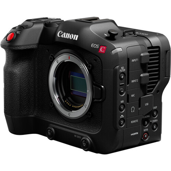 Canon EOS C70 Cinema Camera (RF Lens Mount)