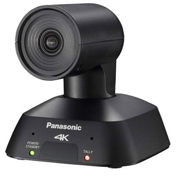 Panasonic AW-UE4KG Compact Ultra Wide Angle 4K Integrated PTZ Camera, Black