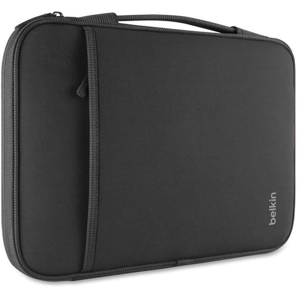 "Belkin Carrying Case (Sleeve) for 14"" Notebook - Black - B2B075-C00"