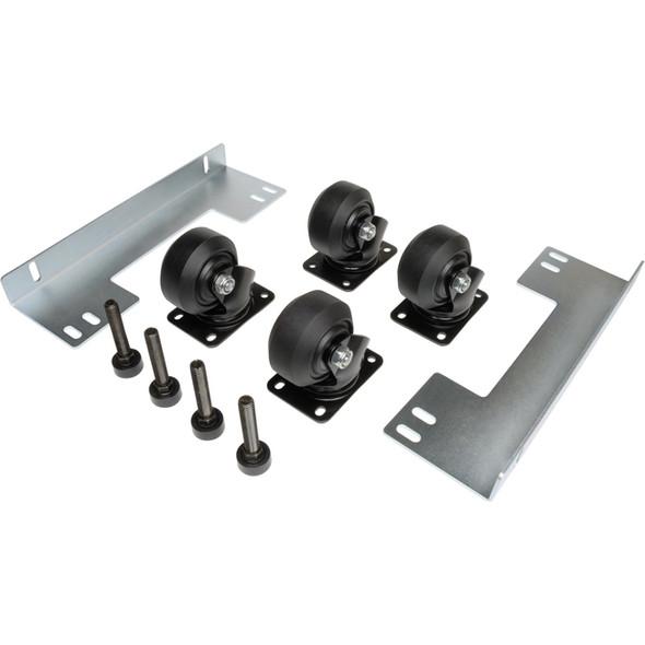 Tripp Lite Rack Enclosure Cabinet Heavy Duty Mobile Rolling Caster Kit - SRCASTERHDKIT