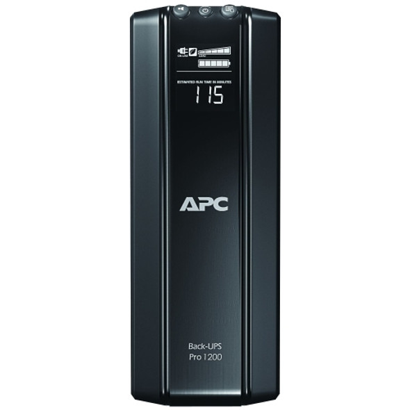 APC by Schneider Electric Back-UPS RS BR1200GI 1200VA Tower UPS - BR1200GI