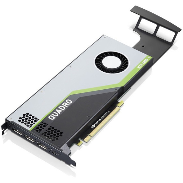 Lenovo Quadro RTX 4000 Graphic Card - 8 GB GDDR6 - 4X60V09656