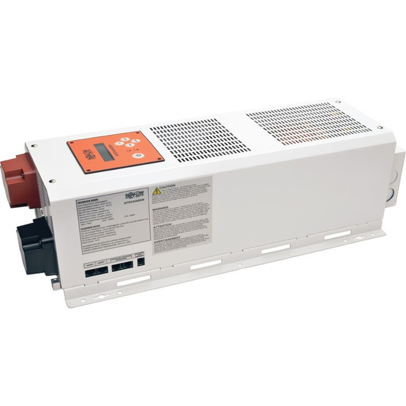 Tripp Lite 4000W APS X Series 48VDC 220/230/240V Inverter / Charger w/ Pure Sine-Wave Output, ATS, Hardwired - APSX4048SW